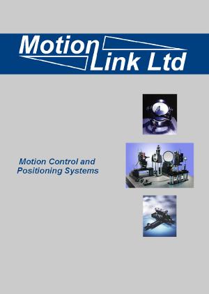 Motionlink Brochure 2015