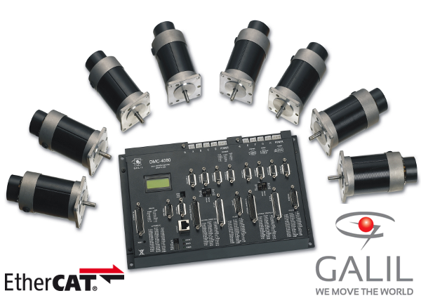 Intelligent Motion Controllers Motionlink Ltd